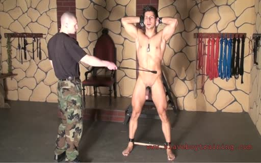 Slaveboy pony training