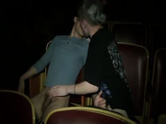 Jerking at the movies