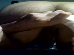 Me using dildo
