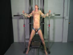bound muscle twink