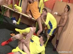 CZ Football Orgy