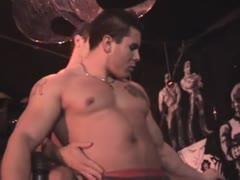 Gay porn gauge