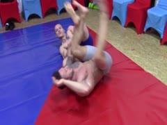 Ivan vs Vigas Submission Wrestling