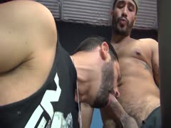 Hungry Bottom Gym Fuck ? Trey Turner & Milan Gamiani
