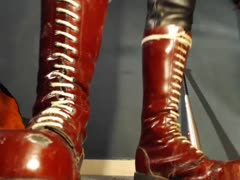 Skin Boots