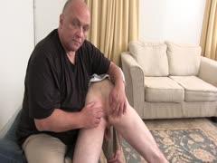 Emanuel spanked