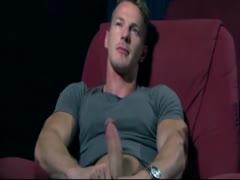 Threesome in theatre