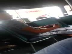 Public Bus Wank