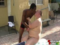 Fat Man and Black Boy Raw