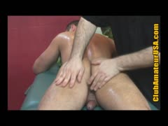 CA Lee Flexing, Fingered, Massaged, Dildoed and Edged