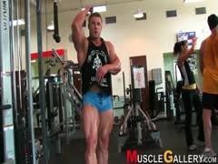 Brad Muscle Worship